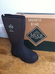 Brand new - MUCK arctic pro boots - Size M9