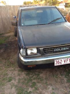 Holden rodeo 2wd