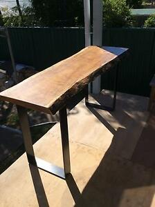 Handmade Spotted Gum Table - Island Bench - Breakfast Bar Canterbury Canterbury Area Preview