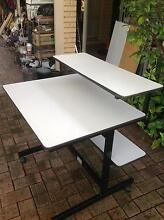 METAL AND LAMINATE DESK Applecross Melville Area Preview