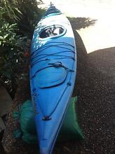 THE CROSSWIND, Current Designs' tandem rotomolded touring kayak Corlette Port Stephens Area Preview