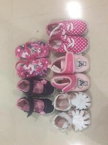 Girls shoes 5-8 Medowie Port Stephens Area Preview