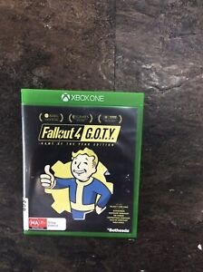 fallout 4 goty | Video Games & Consoles | Gumtree Australia