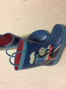 Boys boots Thomas are size 11 and winter boots size 10