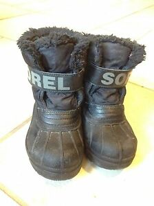 Size 10 Sorel Winter Boots (Child)