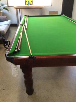 3/4 Billiard Table  - genuinely As New