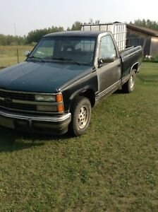 Parts trucks 1992 Chevy Silverado /1992 Ford 250