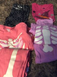 Girls size 4 Halloween clothes
