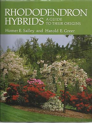 - Rhododendron Hybrids, A Guide to Their Origins