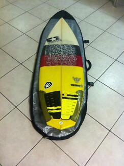Stuart Surfboard Bender-X 5'8 Surfers Paradise Gold Coast City Preview