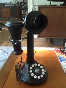 Replica Crosley 1920s candlestick phone