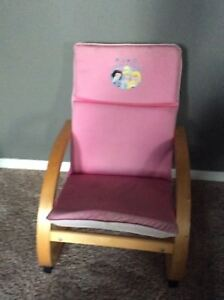 Young Child's Princess Chair