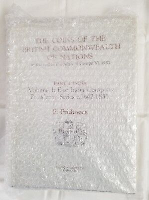 coins british commonwealth part4 India v1 east india co presidency Pridmore NEW