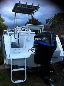 Trailcraft centre console 5.3 meter in excellent condition Farrer Woden Valley Preview