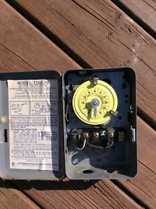 Timer for pool pump