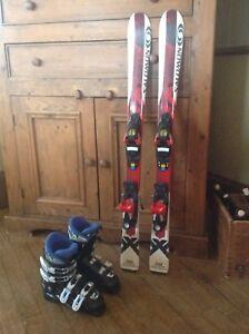 ski et botte ski