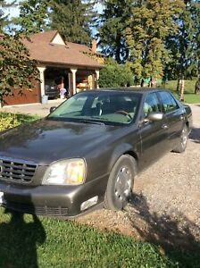 2000 Cadillac 32 V Northstar  AS IS