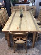 'Woodstock' 1800 Dining Table (Brand New) Exeter Port Adelaide Area Preview