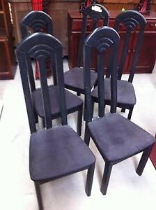 Bargain Dining chairs set of 5#2634 North Geelong Geelong City Preview