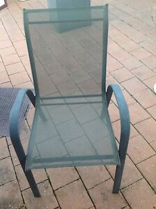 Garden chairs Woodbine Campbelltown Area Preview
