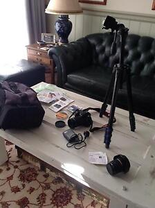 EOS70D Digital Camera and Accessories Thurgoona Albury Area Preview
