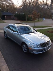 2007 Mercedes-Benz S-Class 4dr Sdn V8 RWD - Scarborough