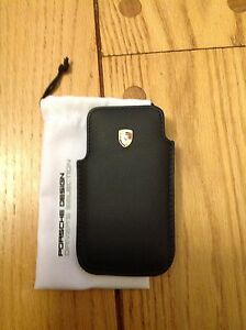 Porsche iPhone 4s Leather Case