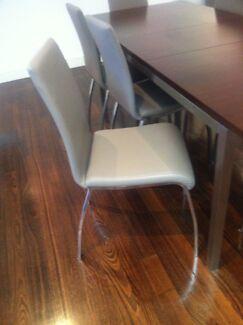 Dining chairs Glen Iris Boroondara Area Preview