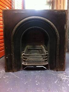 FIREPLACE - CAST IRON Randwick Eastern Suburbs Preview