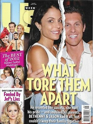 Us Weekly Magazine Bethenny Frankel The Bachelorette The Best Of The Year Issue