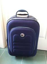 Travel Luggage Dark Blue – Good Condition Kingsford Eastern Suburbs Preview