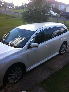2011 Subaru Liberty Wagon Wollongong Wollongong Area Preview