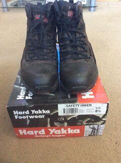 Hard Yakka Safety Hiker Boot