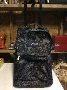 Jansport back pack with wheels