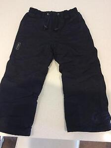 Boys Ski Pants Size 4 Belmont Lake Macquarie Area Preview