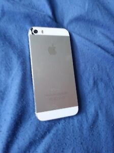 Unlocked iPhone 5s for sale (silver)