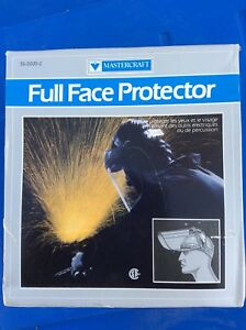 Full face protector