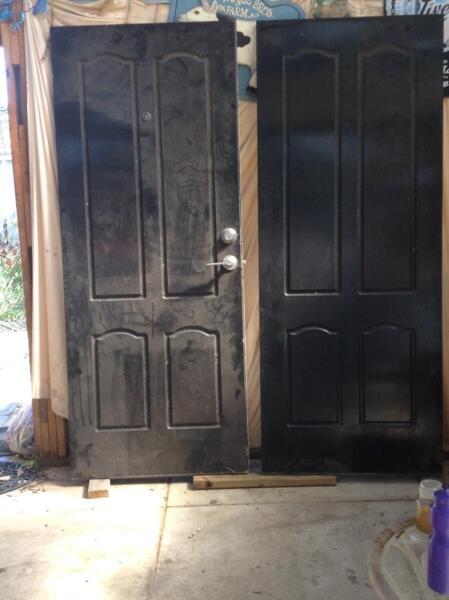 1 of 5 & Double entry doors | Building Materials | Gumtree Australia ...