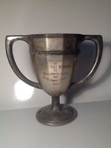 1928 Bike Competition Trophy