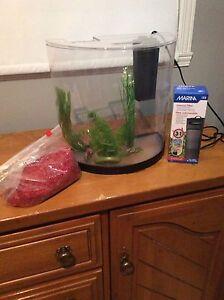 Aquarium 3 gallons