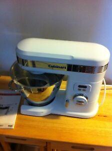 Cuisinart art heavy duty like new mixmaster model SM-55C