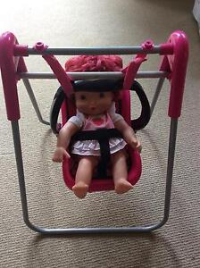 Graco Baby Doll Playset excellent condition Holland Park West Brisbane South West Preview