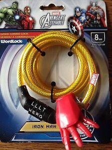 Avengers Combo Lock