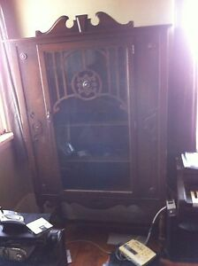 Antique cabinet early 1900's