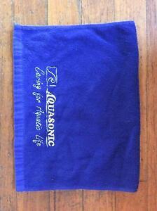 Blue hand towel Newtown Inner Sydney Preview