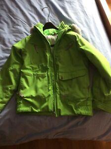 Manteau de ski Spyder 10 ans