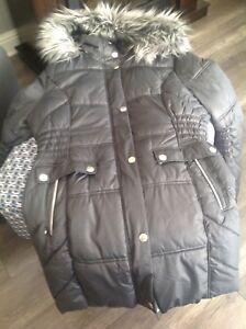 Lady's winter coat