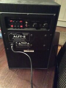Angstrom Subwoofer Model ALFT-8 (6 units available)