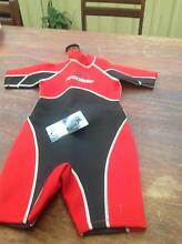 Wetsuit Boys short size 8 Brand New Stirling Stirling Area Preview