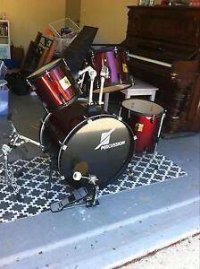 Percussion drum kit Tewantin Noosa Area Preview